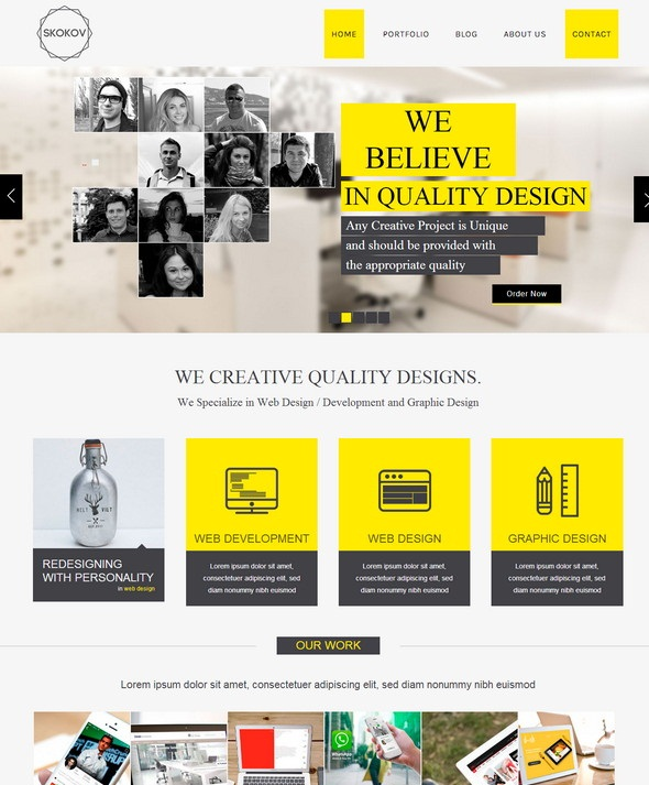 Web Design Software Best: Top 10+ Corporate HTML5 Website Templates To Checkout In